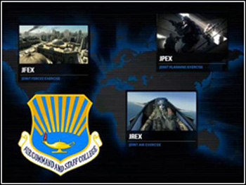USAF Air Command and Staff College (ACSC) Joint Capstone Exercises