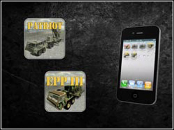 US Army Patriot Missile Mobile Apps