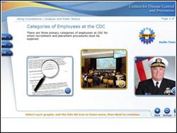 CDC Supervisor Development Challenge Training Suite