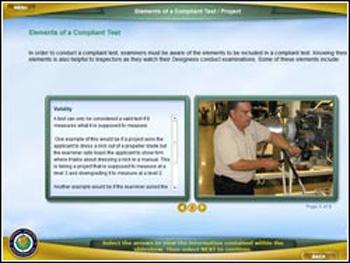 FAA – Mechanic Examiner Training for GA Maintenance Inspectors WBT