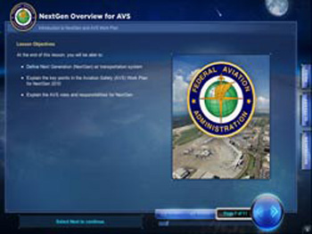 FAA – NextGen: The Future of Aeronautics