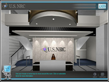 NRC New Employee Orientation / Virtual Orientation Center