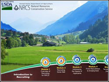 NRCS – Introduction to Recruiting