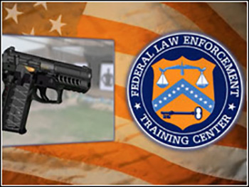 FLETC Small Arms Virtual Weapons Trainer