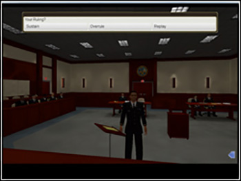 US Army JAG Criminal Law Advocacy Course