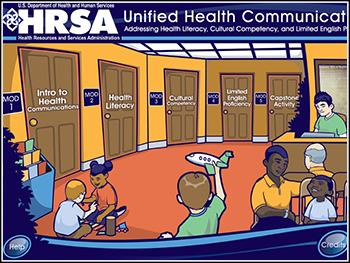 DHHS HRSA Health Literacy