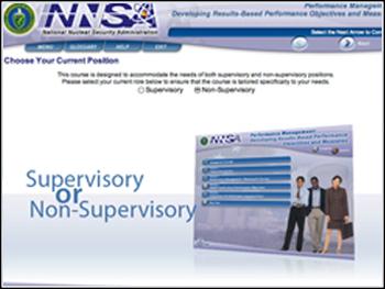 NNSA Performance Management