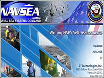 USN Naval Sea Systems Command Training
