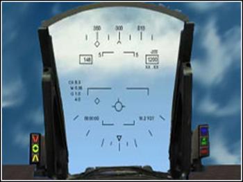 USAF HUD Interactive