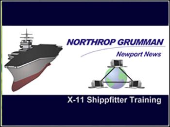 Northrop Grumman Newport News Shipfitter Training