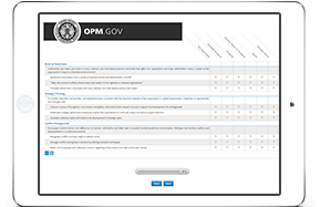 OPM Surveys - 360 assessment tool