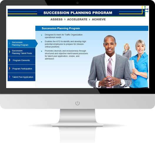 Succession planning tool - A comprehensive planning tool to address both current and future leadership needs .