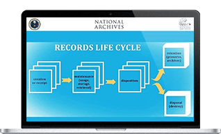 NARA Records Management - workflow management software