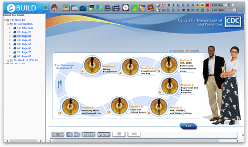 Tailor the learning content management system Path Tool to Your Needs
