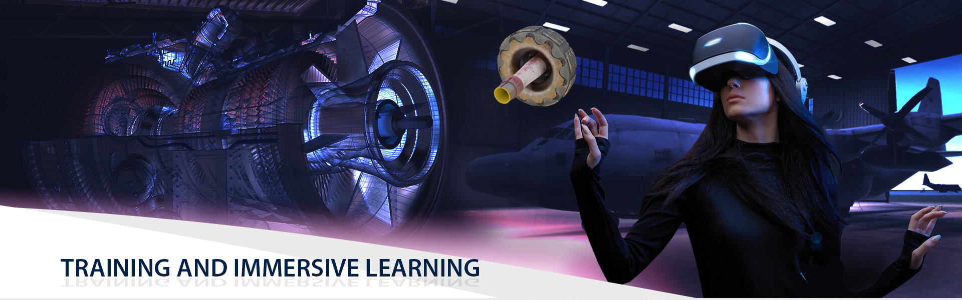 Training and Immersive Learning